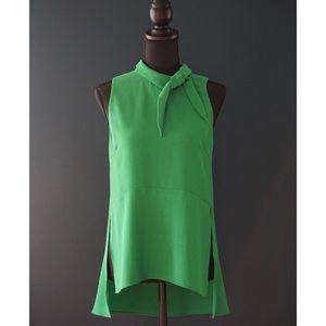 Zara Green Tunic